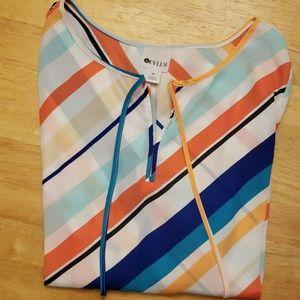 🍋2/$10🍋Stylus blouse size medium